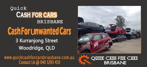 Cash For Unwanted Cars Brisbane