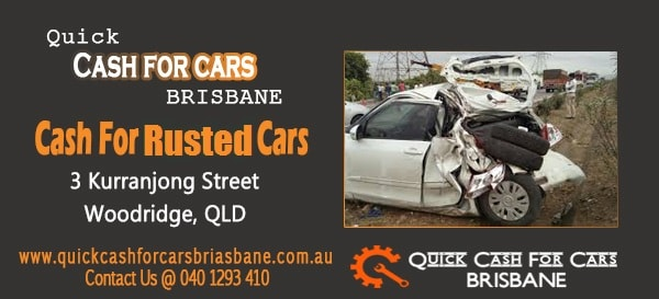 Cash For Rusted Cars Brisbane