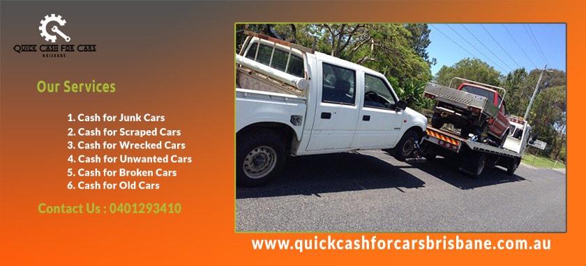 Cash For Smashed cars Brisbane