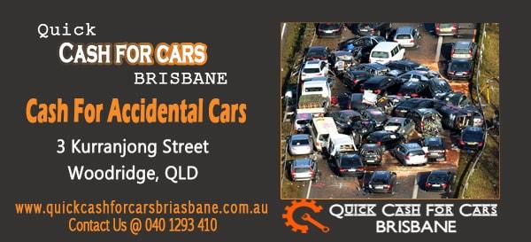 Cash For Accidental Cars Brisbane