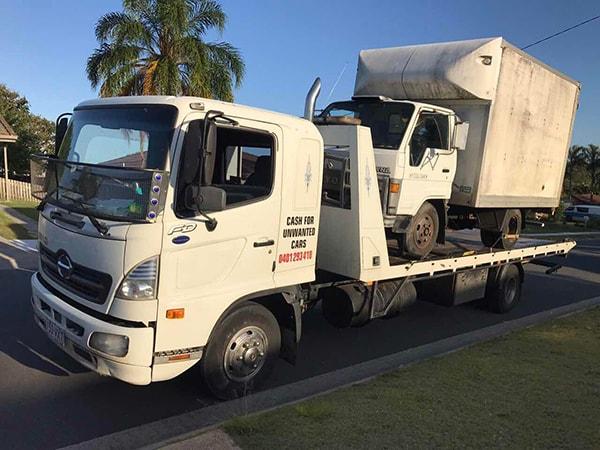 Cash For Trucks Brisbane