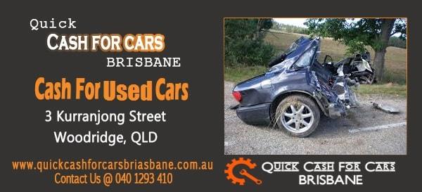 Cash For Used Cars Brisbane