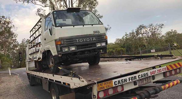 Free Car Removals Brisbane