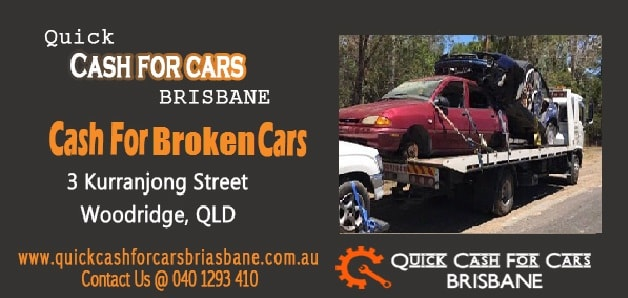 Cash For Broken Cars Brisbane