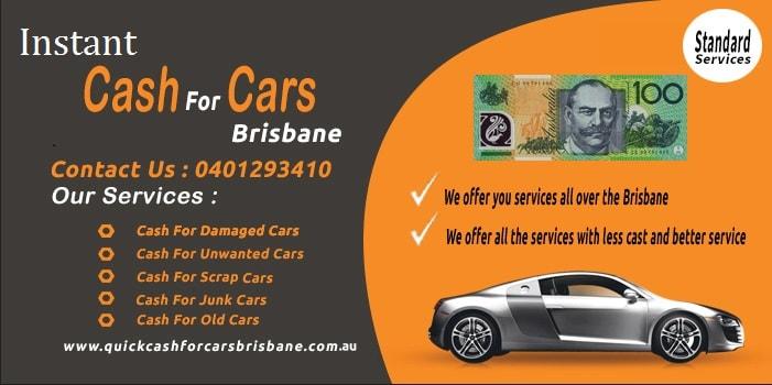 Instant Cash For Cars Brisbane